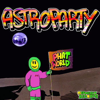 Astroparty E.P cover art