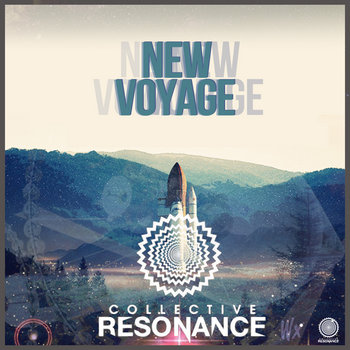 [CRES_029] New Voyage cover art
