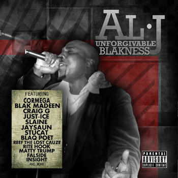Unforgivable Blakness cover art