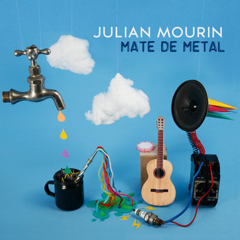 Mate de metal cover art