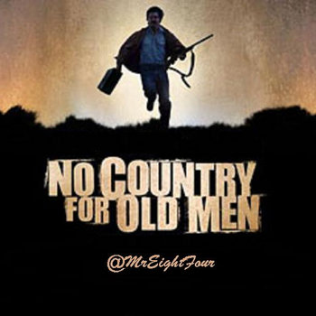 No Country For Old Men cover art