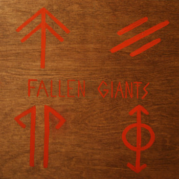 Fallen Giants cover art