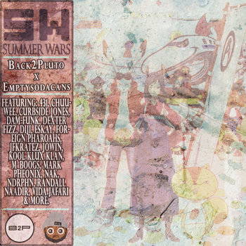 Summer Wars cover art