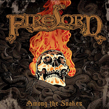 Among The Snakes cover art