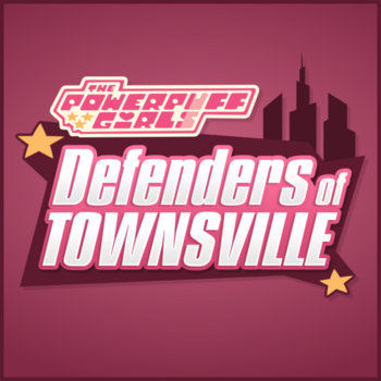 Powerpuff Girls: Defenders of Townsville cover art