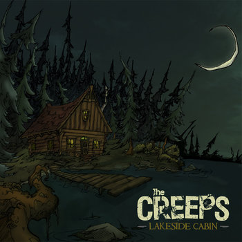 Lakeside Cabin cover art