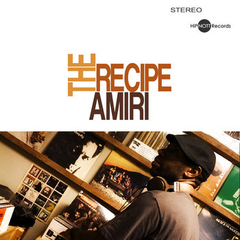 The Recipe cover art
