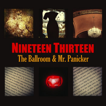 Single | The Ballroom & Mr. Panicker cover art