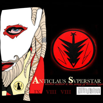ANTICLAUS SUPERSTAR cover art