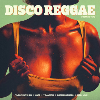 Disco Reggae Vol.2 cover art