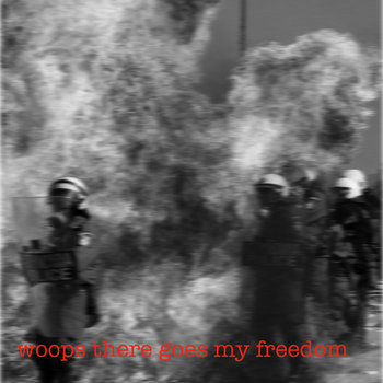 woops there goes my freedom cover art
