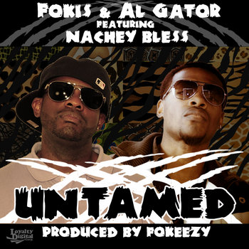 UNTAMED - Single cover art