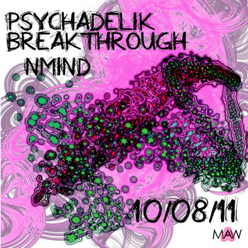 Psychadelik Breakthrough cover art