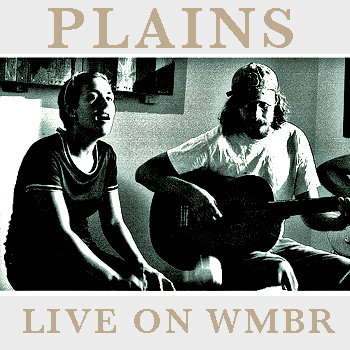 Plains Live on WMBR cover art