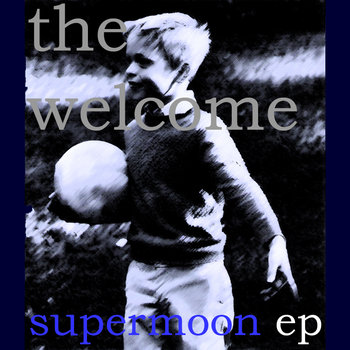 Supermoon EP cover art