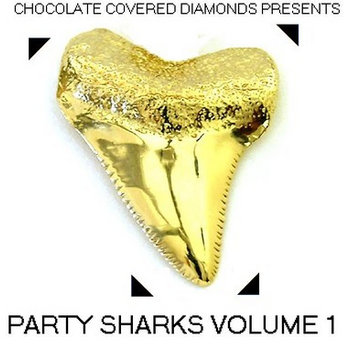 Party Sharks Vol. 1 cover art