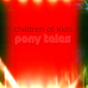 Pony Tales EP cover art