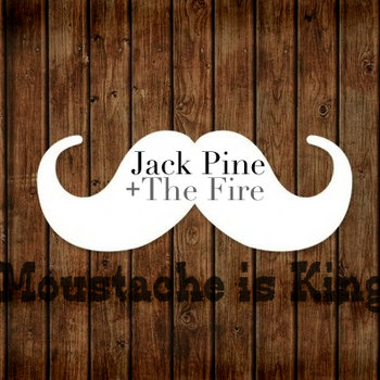 Moustache Is King cover art