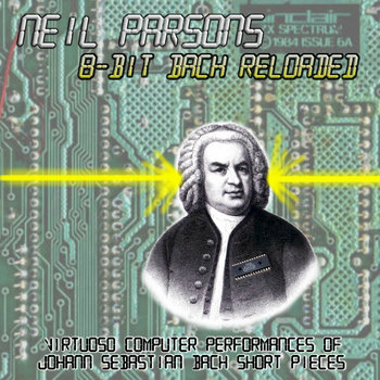 8-Bit Bach Reloaded cover art