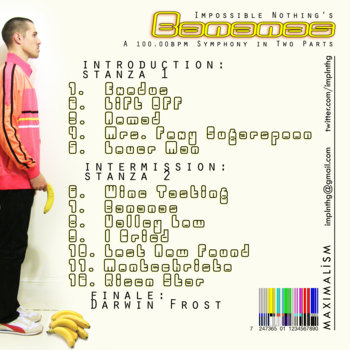 Bananas cover art