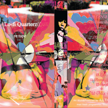 Lo-Fi Quarterz// re:tape cover art