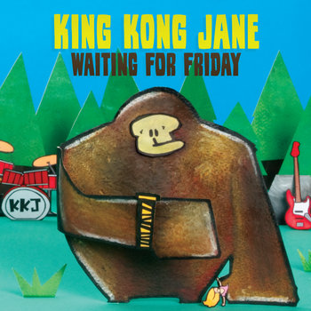 Waiting For Friday cover art