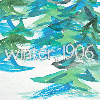 Winter, 1906 cover art