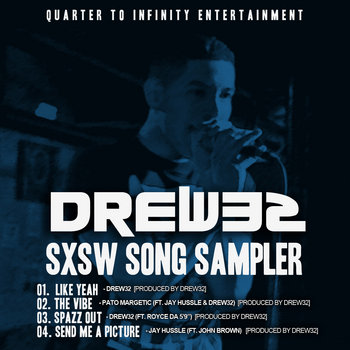 Drew32 SXSW Sampler cover art