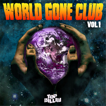 World Gone Club Vol. 1 cover art