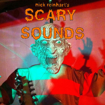 Scary Sounds cover art