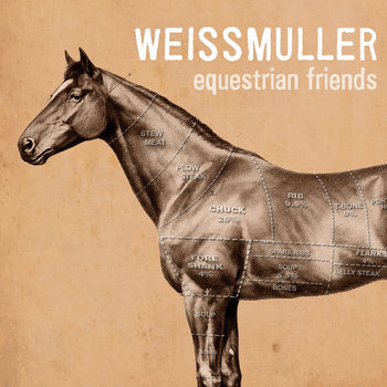 Equestrian Friends cover art