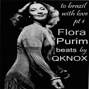 To Brazil with Love pt.1 Flora Purim cover art