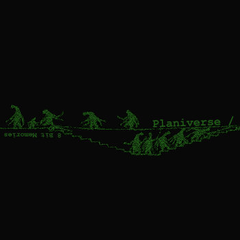 Planiverse/8 Bit Memories cover art