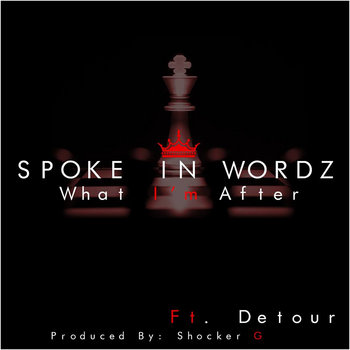 What Im After Ft Detour Produced By Shocker G cover art