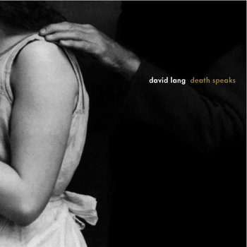 death speaks cover art