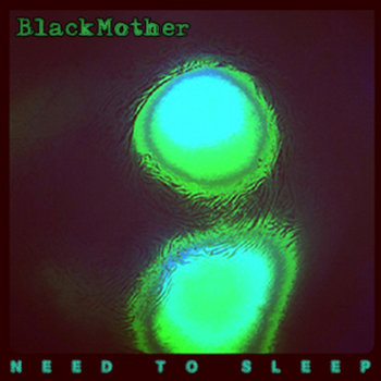 Need to Sleep EP cover art