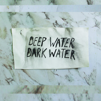 "Margy Pepper ""Deep Water, Dark Water"" cover art"