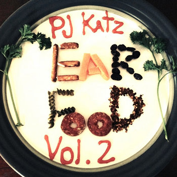 Ear Food : Vol 2 cover art