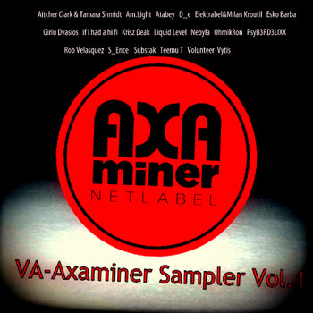 Various Artist-Axaminer Sampler vol.1 cover art