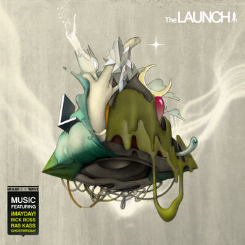 Miami Beat Wave Presents: The Launch cover art