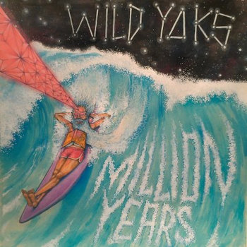 million years cover art