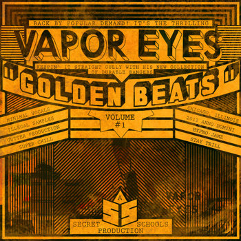 Golden Beats Volume #1 cover art