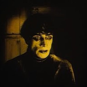The Cabinet of Dr. Caligari Live! by La National Film Chamber Orchestra cover art