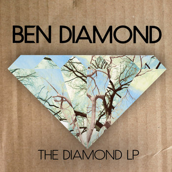The Diamond LP cover art