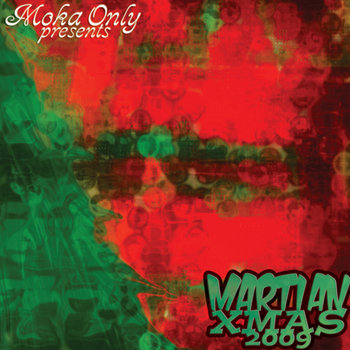 Martian XMAS 2009 cover art