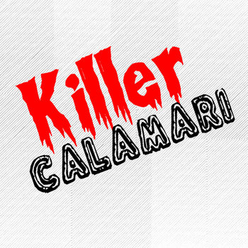 Killer Calamari's Nonexistent First Album cover art