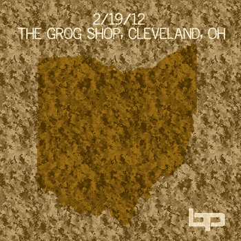 2/19/12 - Grog Shop - Cleveland, OH cover art