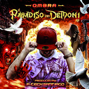 Ombra - Il Paradiso dei Demoni EP (Prod. P-tech Santiago) cover art