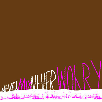 Never Mix, Never Worry 7-inch (Winter Tour 2009/2010) cover art
