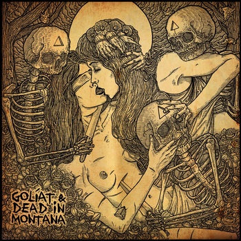 split w/ Dead In Montana cover art